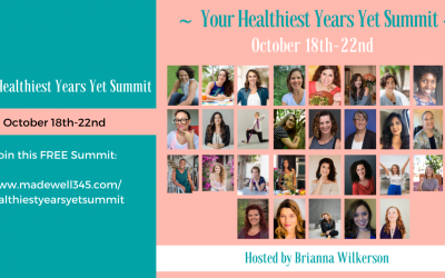 Your Healthiest Years Yet!